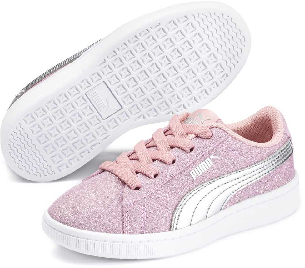 PUMA Vikky V2 Glitz AC Sneakers PS (3 Colors)
