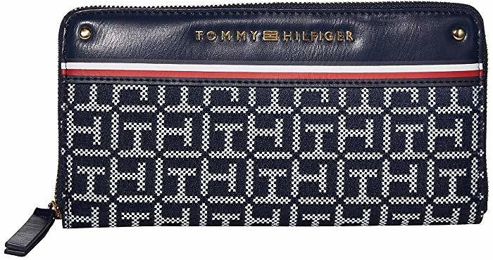 Tommy Hilfiger Mari Large Zip Wallet