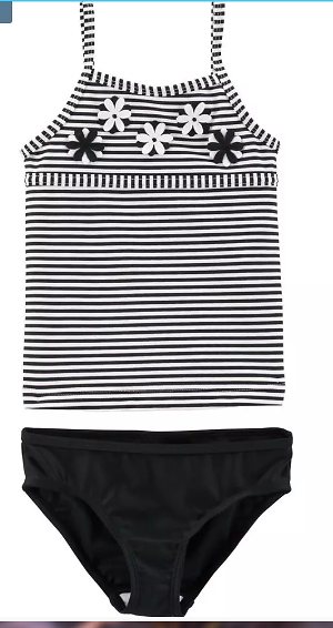 Carters Toddlergirl Swimwear
