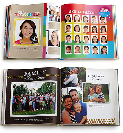 20-Page Shutterfly 8x8 Photo Book (Just Pay Shipping)