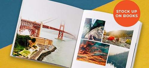 Ends Today! $8 Photo Books + FREE Shipping | Shutterfly