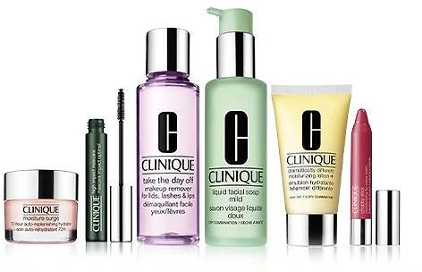 Free 7 Piece Clinique Gift w/ Purchase