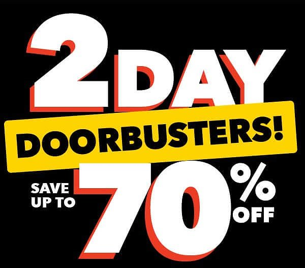Up To 70% Off Halloween Doorbuster Sae | JOANN