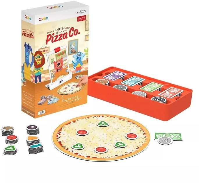 Osmo Pizza Co. Educational Game (Osmo IPad Base Required)