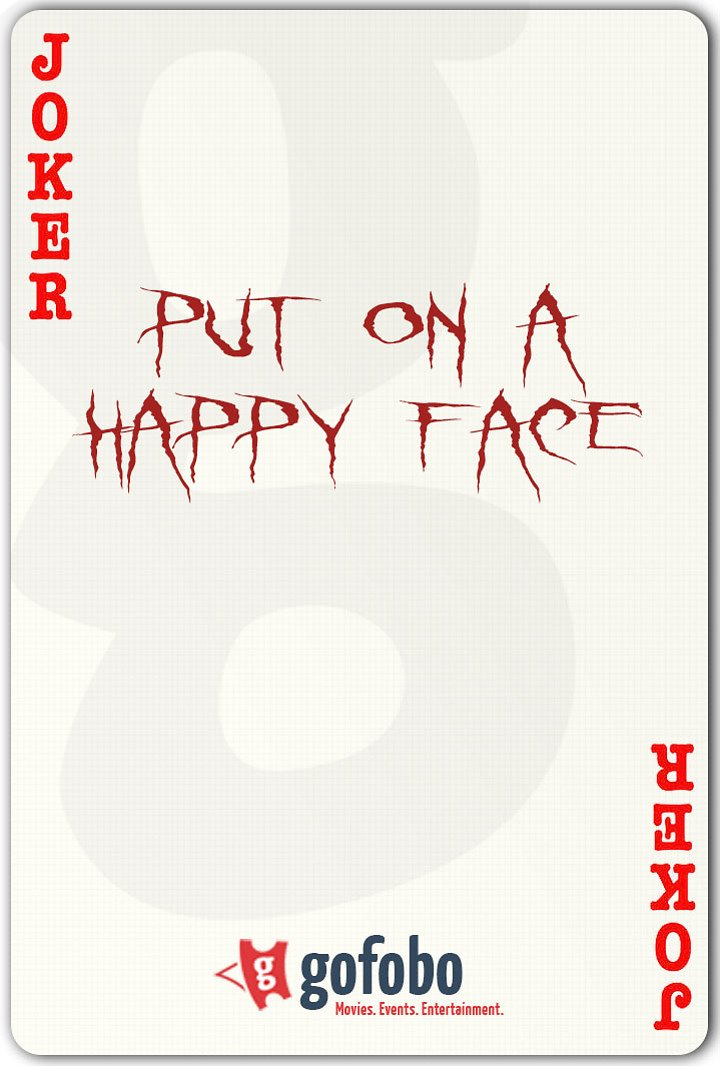 PUT ON A HAPPPY FACE Merchandise Sweepstakes