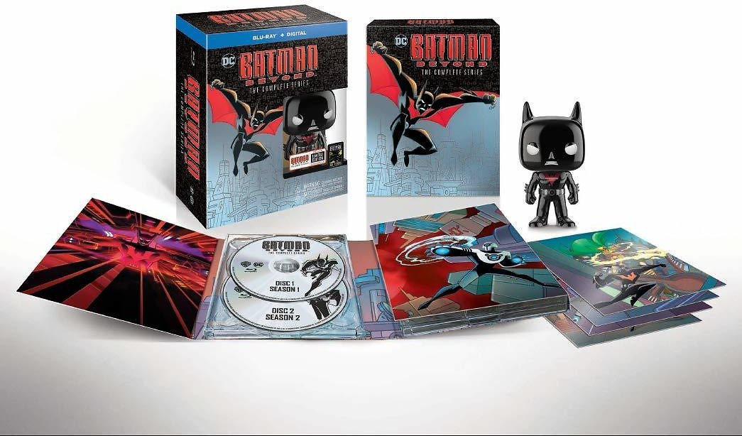 Batman Beyond: The Complete Series (Free Shipping)