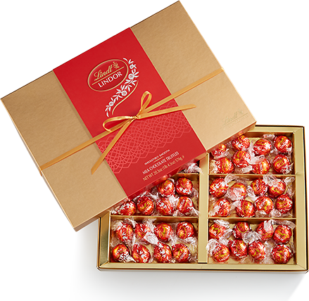 Milk Lindor Gift Box (48-pc)