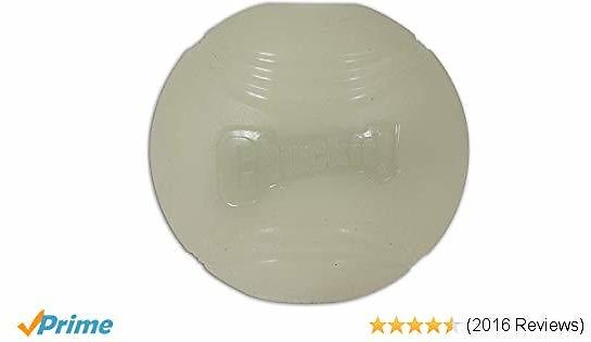Chuckit! Max Glow Ball - Size: Medium