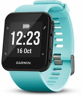 Enjoy 63% Off Garmin Forerunner 35 Frost Blue GPS Sport Watch Wrist Based (Refurb)