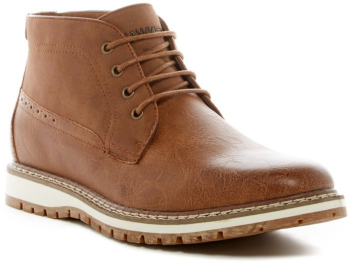 Hawke & Co. Fairweather Lace-Up Boot (5 Colors)