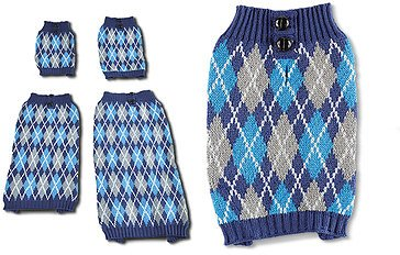Heart to Tail Fall Pet Sweater (10/23)