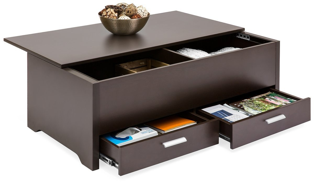 Best Choice Products Modern Coffee Table (Ships Free)
