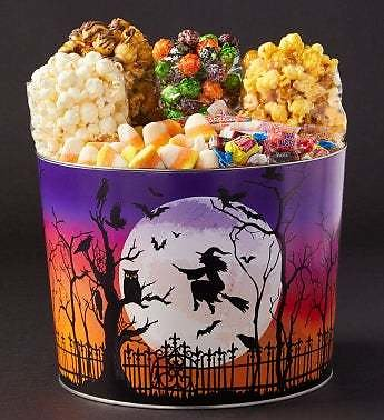 The Popcorn Factory / Up To 50% OFF Spooky Treats! Select Autumn & Woodland Tins Included
