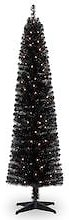 6ft. Pre-Lit Artificial Christmas Tree, Clear Lights By Ashland®