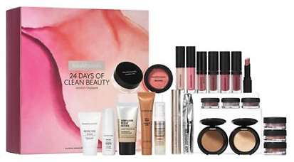 ($242.00 Value) BareMinerals 24 Days of Clean Beauty Advent Calendar