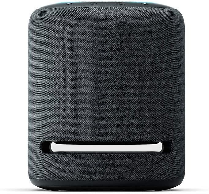 Prime Members: Echo Studio - Our best-sounding smart speaker ever - With Dolby Atmos and Alexa