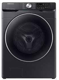 Samsung High-Efficiency Black Stainless Washer & Dryer Combo