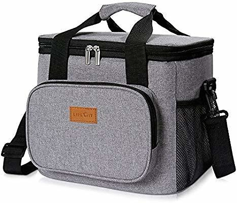 15L Large Lunch Bag Insulated Lunch Box
