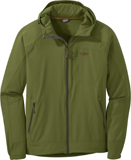 Outdoor Research Ferrosi Hooded Mens Jacket