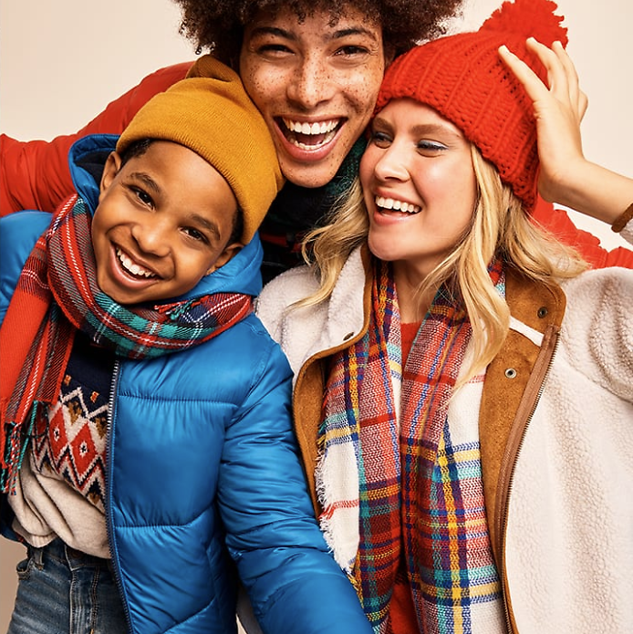 Up to 70% Off Old Navy Sale + Extra 30% Off Sitewide