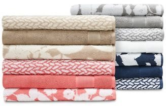 Lauren Ralph Lauren Sanders Antimicrobial Mix and Match Bath Towel Collection