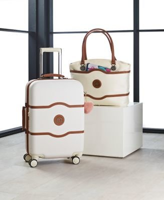 Delsey Chatelet Plus Hardside Spinner Luggage Collection - Luggage