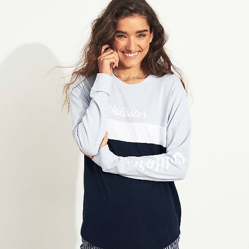 $12 Hollister Tops (Multiple Styles) + More