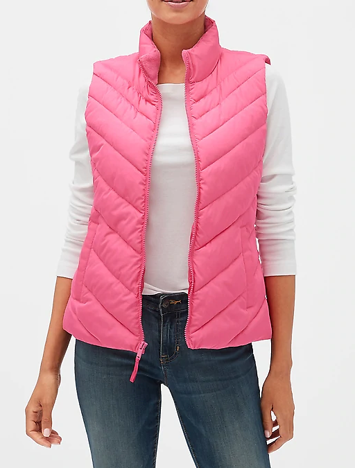 Gap Factory Puffer Vest (8 Colors) + Free Shipping