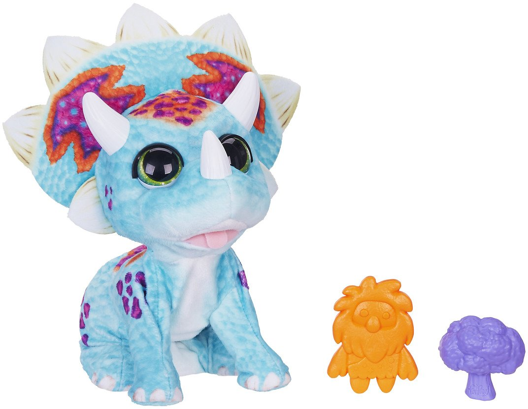 furReal Hoppin' Topper Interactive Plush Pet Toy, for Kids Ages 4 and Up