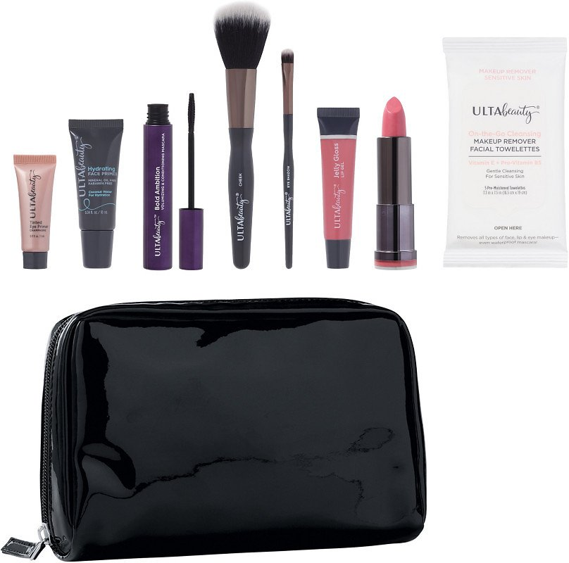 ULTA FREE Bag with Any $17.50 ULTA Beauty Collection Makeup, Makeup Holiday Kits, Brushes or Beauty Tools Purchase | Ulta Beauty