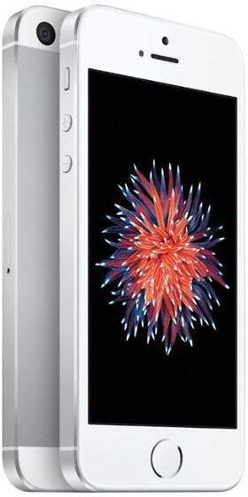Simple Mobile Apple IPhone SE Silver + Free Shipping