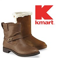 Up to 40% Off Kmart Boots for the Family + Extra 25% Off
