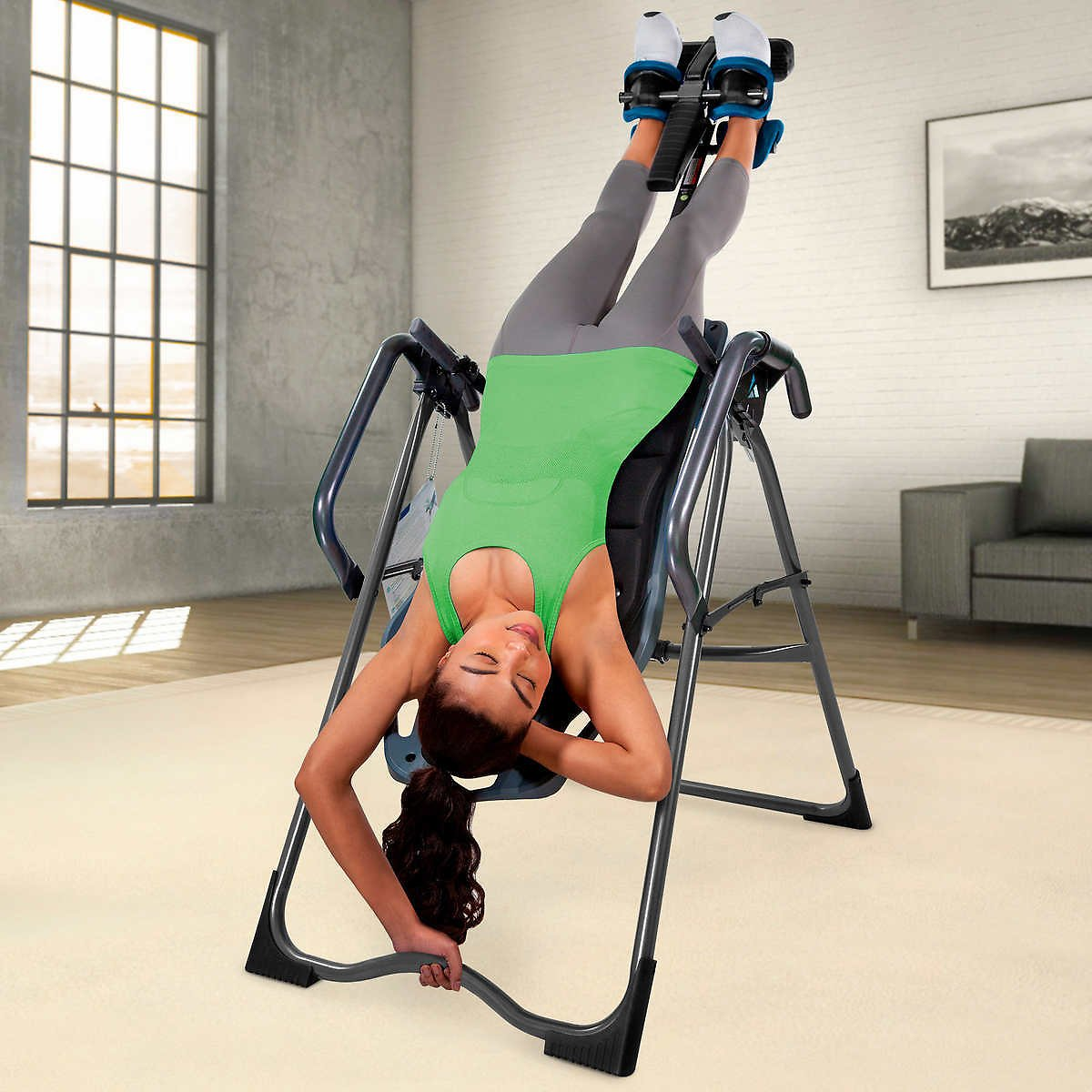 Teeter FitSpine X2 Inversion Table w/ Comfort Cushion