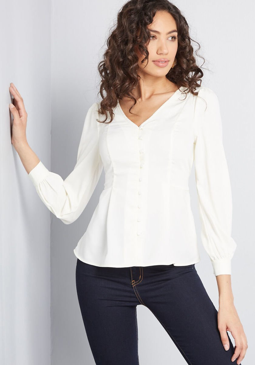 Present Moment Long Sleeve Top
