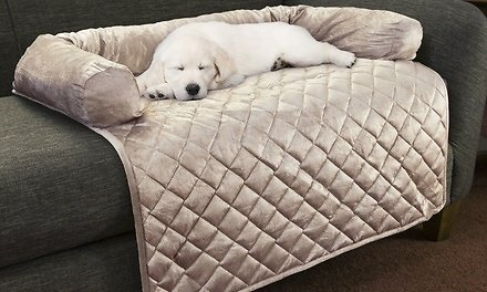 Petmaker Diamond or Square Pattern Furniture Protector Cover for Dogs and Cats