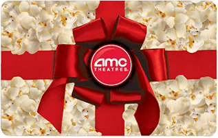Today Only! Free $10 Bonus Bucks W/ AMC Gift Card Purchase