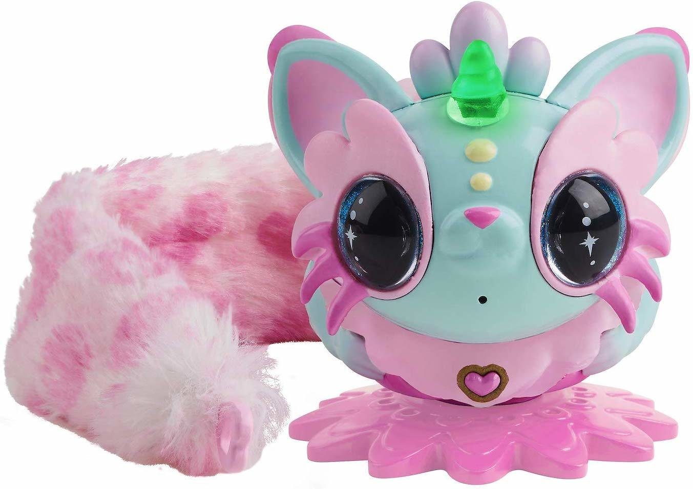 WowWee Pixie Belles - Interactive Enchanted Animal Toy