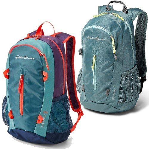 Stowaway Packable 20L Daypack (Mult. Colors)