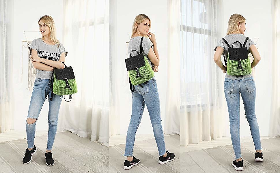 Save 48% On LightWeight Fashion Backpack