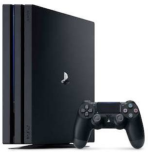 PlayStation 4 Pro 1TB Gaming Console (F/S)