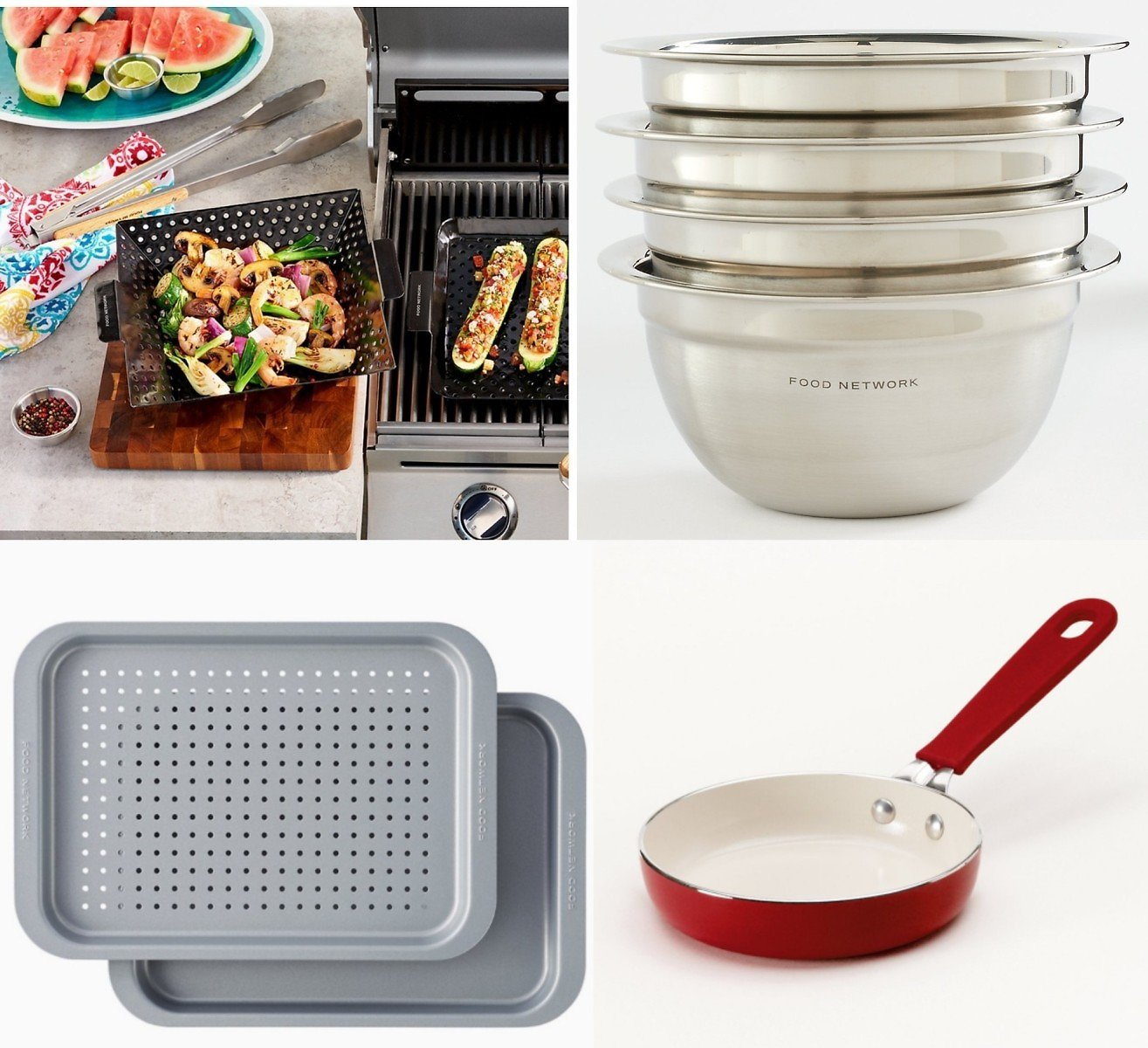 $8.49 Food Network Cookware + More