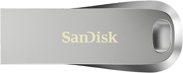 SanDisk 128GB Ultra Luxe USB 3.1 Flash Drive, Speed Up to 150MB/s (SDCZ74-128G-G46)