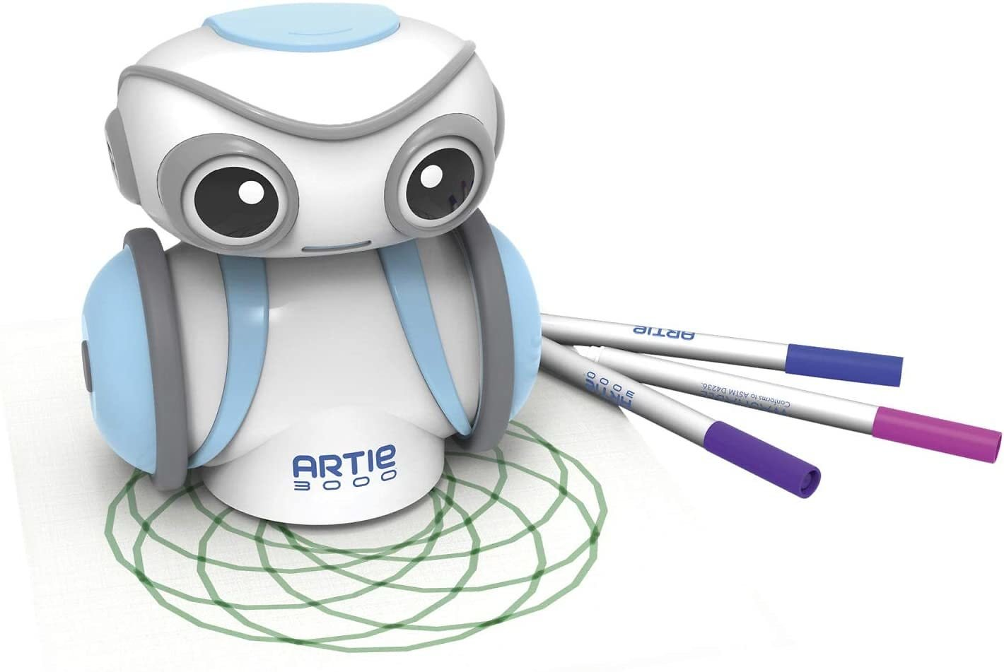 Educational Insights Artie 3000 The Coding Robot: Stem Toy, Coding Robot for Kids
