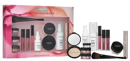 Best in Clean Beauty 12-Pc Holiday Makeup Set