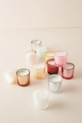 Voluspa 12 Days of Gifting Candle Set