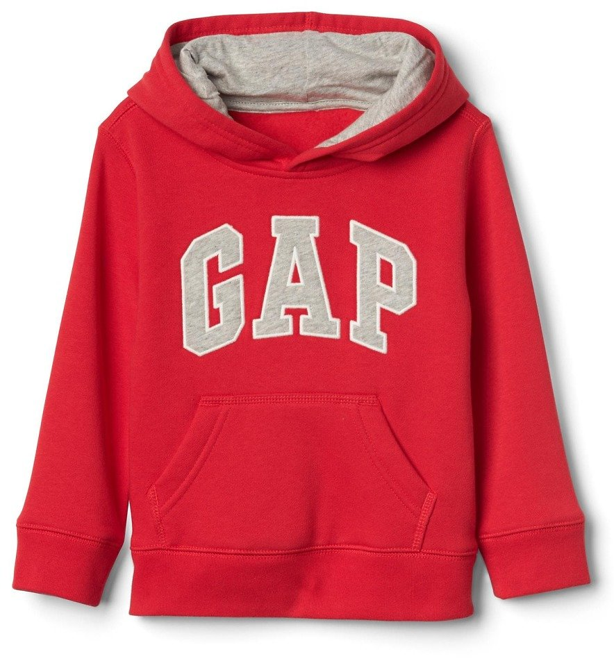 Gap Toddler Gap Logo Hoodie Sweatshirt (2 Colors)