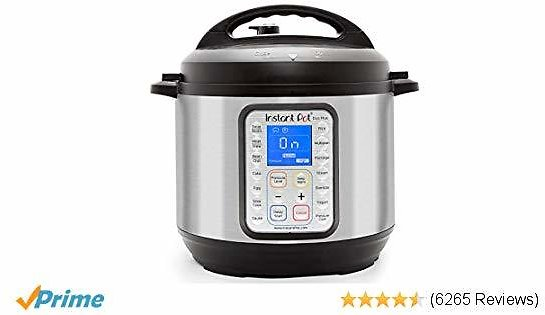 Multi- Use Programmable Pressure Cooker