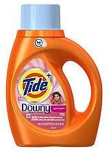 Tide Liquid Laundry Detergent Plus Downy April Fresh