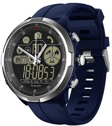Rugged Smartwatch V4- Compatible with IOS & Android