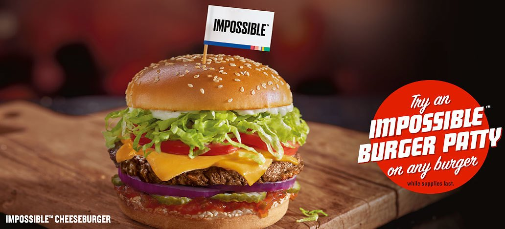 Red Robin Introduces Plant-based